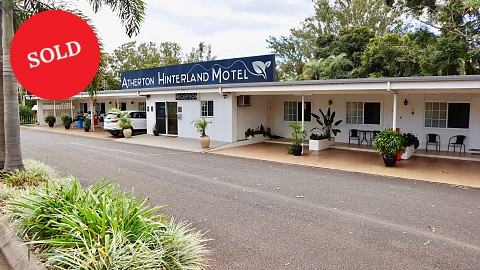 Freehold Passive Investment, Motel | QLD - Cairns | Freehold PASSIVE INVESTMENT WITH LONG LEASE AND OUTSTANDING ROI