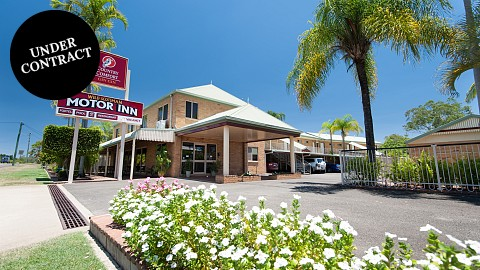 Leasehold, Motel | QLD - Central | Tree Change Motel Showing 36% Return After Rent and All Expenses