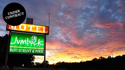 Leasehold, Motel | QLD - Central | Outback Tourist Oasis