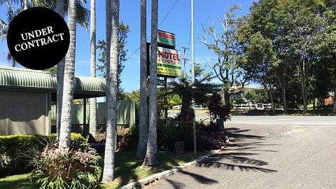 Leasehold, Motel | NSW - North Coast | Nearing 50% Return With 35 Year lease Under $200k!
