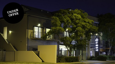 Leasehold, Apartment Hotels | NSW - Central Coast | Leasehold Interest in Australasia's Largest Apartment Hotel Franchise Group