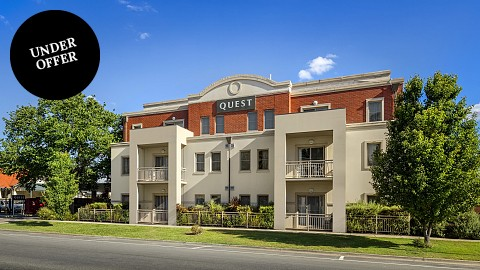 Leasehold, Apartment Hotels | VIC - North | Victorian Leasehold Serviced Apartment Business in Corporate/Leisure Hub