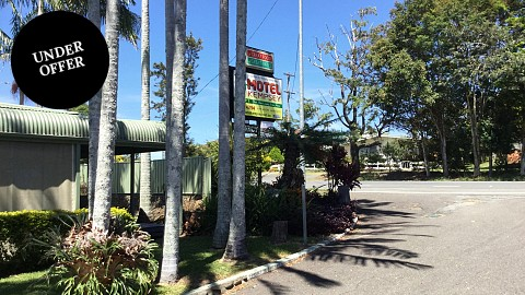 Freehold Passive Investment, Motel | NSW - North Coast | Passive Investment Returning Over 9.4%