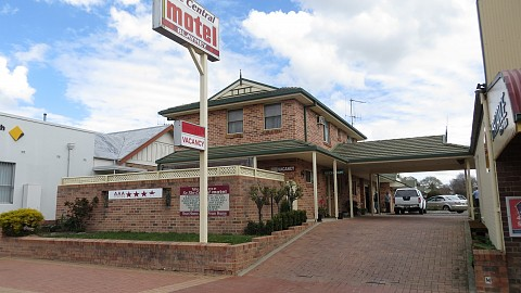 Leasehold, Motel | NSW - Central West | Great first time motel in the middle of town