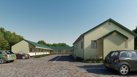 Freehold Going Concern, Motel | QLD - South | Greenfield's Motel Site - PRICE NEGOTIABLE