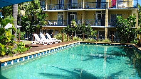 Leasehold, Motel | QLD - Gold Coast | Gold Coast Motel with Freehold Title Manager's Unit