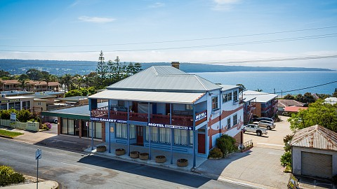 Freehold Going Concern, Motel | NSW - South Coast | Unique Heritage Property on the Sapphire Coast