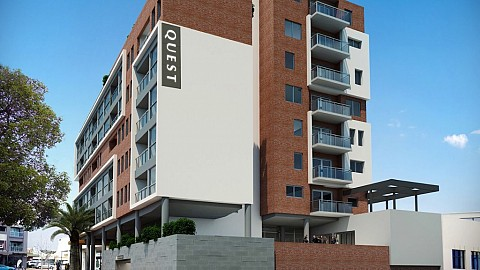 Leasehold, Apartment Hotels | WA - Perth | Leasehold of a Quest Apartment Hotel Development. Due For Completion May'18