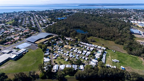 Freehold Going Concern, Caravan / Cabin Park | QLD - South | Fantastic Freehold Caravan Park by the Sea - 9% return