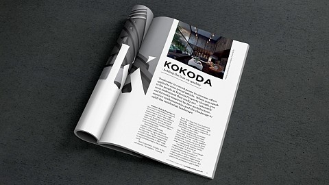KOKODA - Holding The Line On Quality