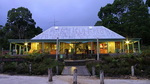 Leasehold, Caravan / Cabin Park | TAS - West Coast | Diverse Eco-Tourism Business in the Tarkine, Tasmania