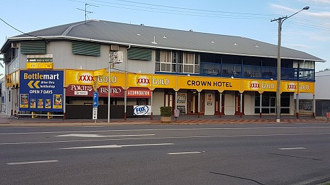 Freehold Going Concern, Hotel | QLD - Townsville Mackay | Country Hotel Business with Coastal Location