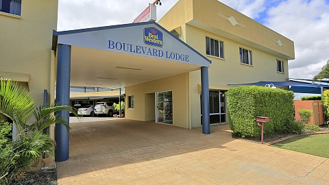 Leasehold, Motel | QLD - Central | A Reliable Best Western Leasehold Property
