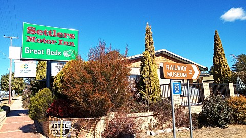 Leasehold, Motel | NSW - North West | Tenterfield's Best Maintained Motel is Waiting!