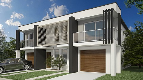 Management Rights - Off the Plan, Management Rights | QLD - Brisbane | 84 Townhouse Complex Construction Started.