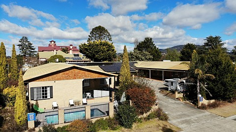 Freehold Going Concern, Motel | NSW - North West | Tenterfield's Best Free Hold Opportunity is Waiting!