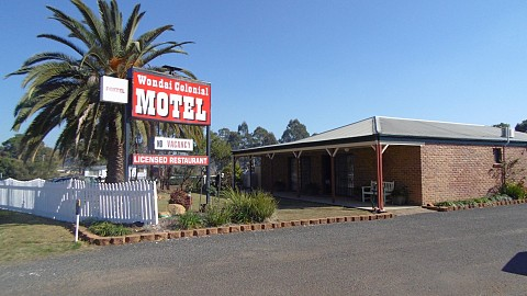 Leasehold, Motel | QLD - Central | Lovely Qld Motel Leasehold 14 Rooms Suit Couple.