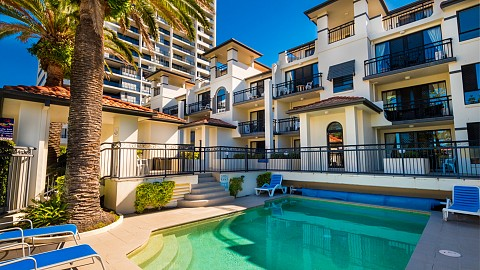 Management Rights - All, Management Rights | QLD - Gold Coast | Broadbeach Boutique Holiday Complex - Over $208k NET