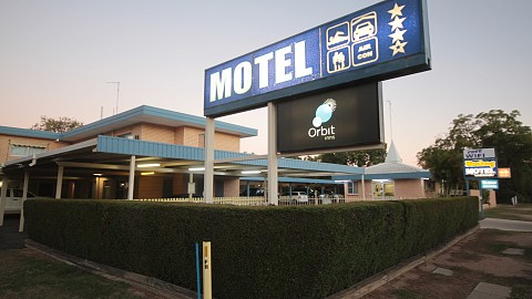 Leasehold, Motel | QLD - South | 3.5 Star AAA Motel in Prime Border Town